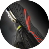 SAFEFOOT TECHNOLOGY - RSX-6 FLUO